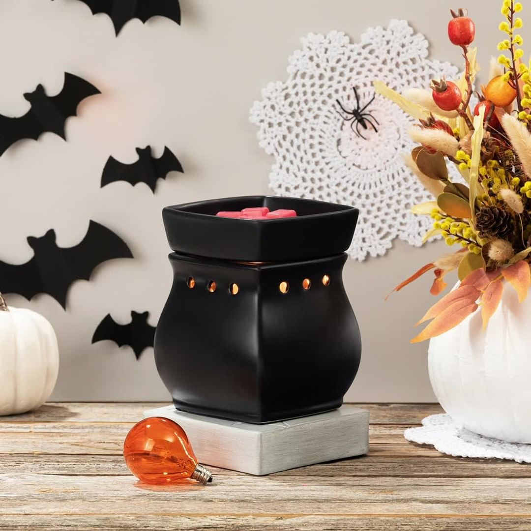 "Scentsy On Instagram: ""Classic Curve Or Creepy Cauldron"