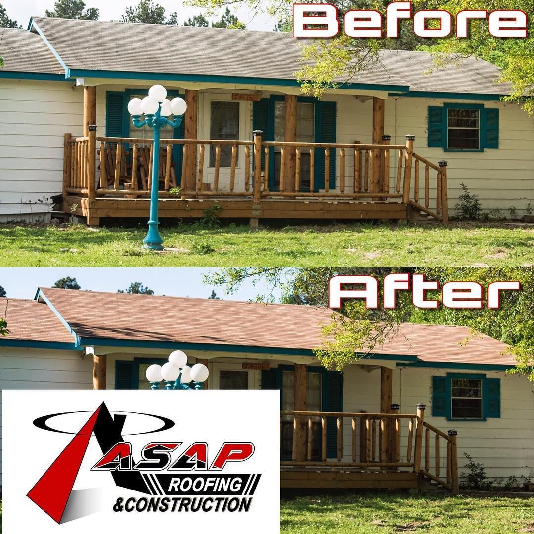 Best Here Is An Amazing Roof Transformation Done By Asap 400 x 300