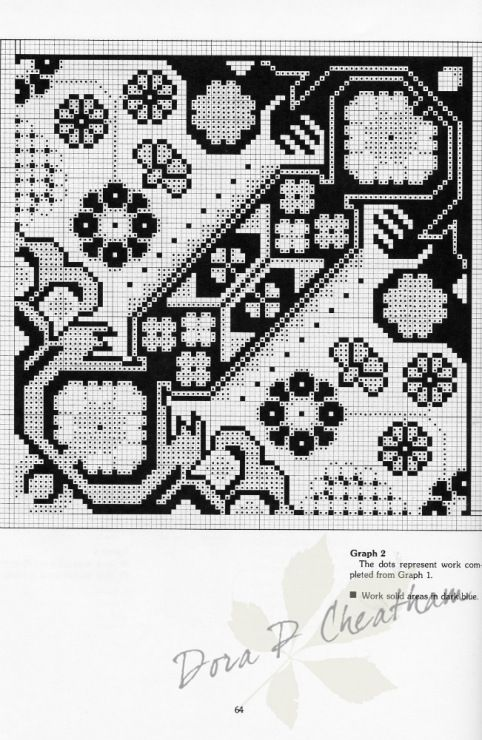 Gallery.ru / Фото #19 - Needlepoint Designs from Oriental Rugs - Dora2012