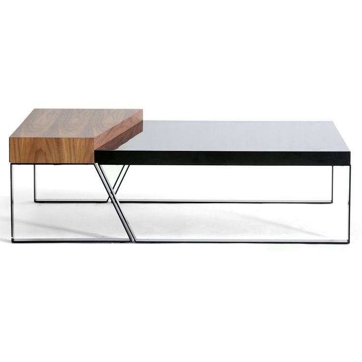 Chester 2 Piece Wooden Coffee Table Made By Retro Luxe