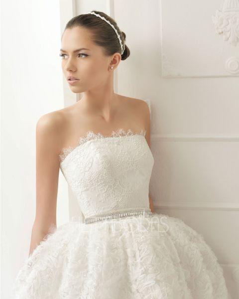 Vestidos de novia cortos baratos barcelona