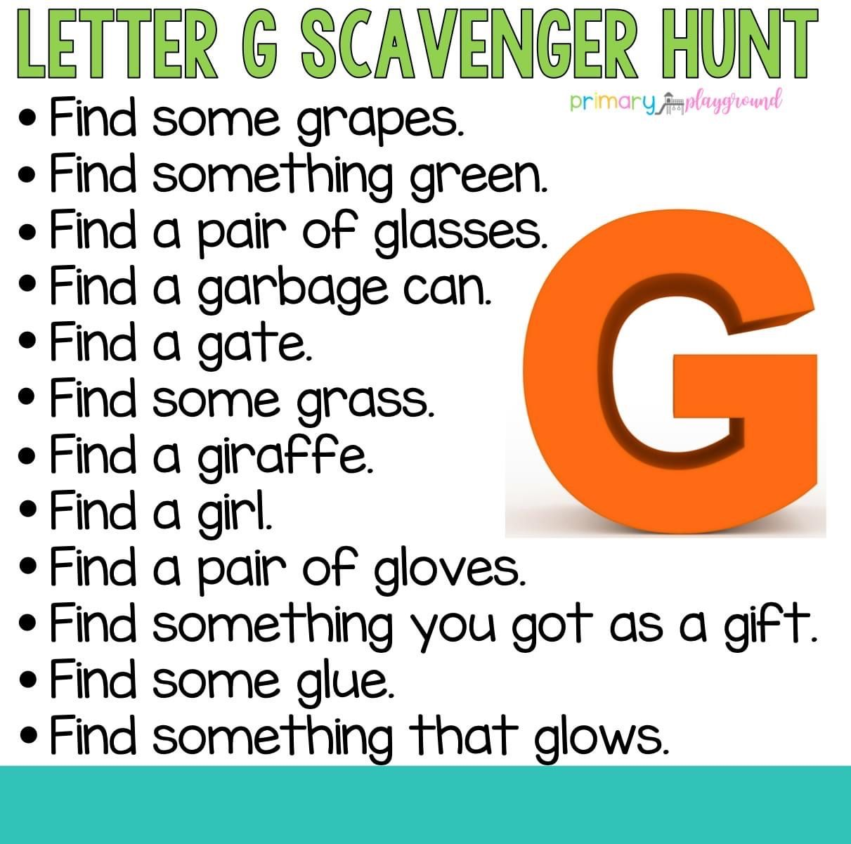Pin By Mendi Rolen Young On Scavenger Hunt In