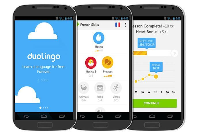 Duolingo app Our cool free app of the week Free apps