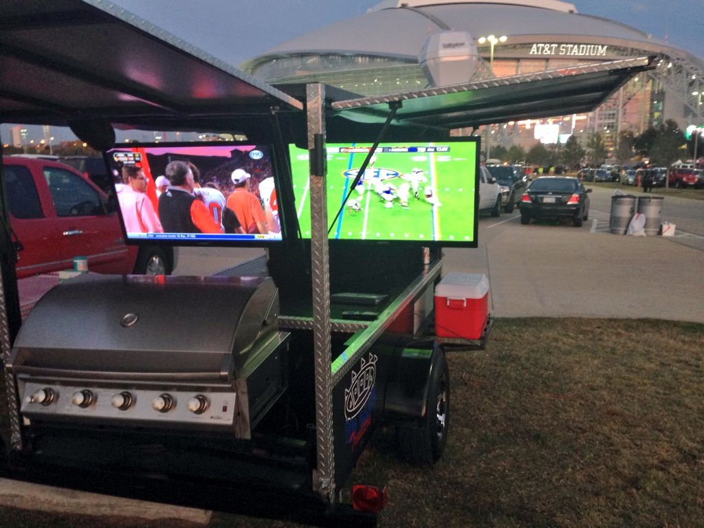 Dallas Cowboys Tailgate Rental What is the cost? Dallas