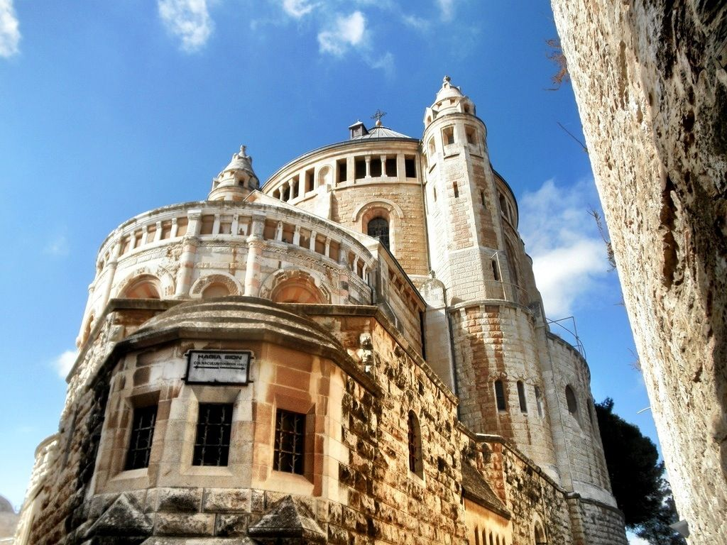 Abbey of the Dormition, Jerusalem