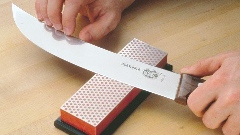 Different Types Of Knife Sharpeners  Knives Impressive Kitchen Knife Sharpening Decorating Design