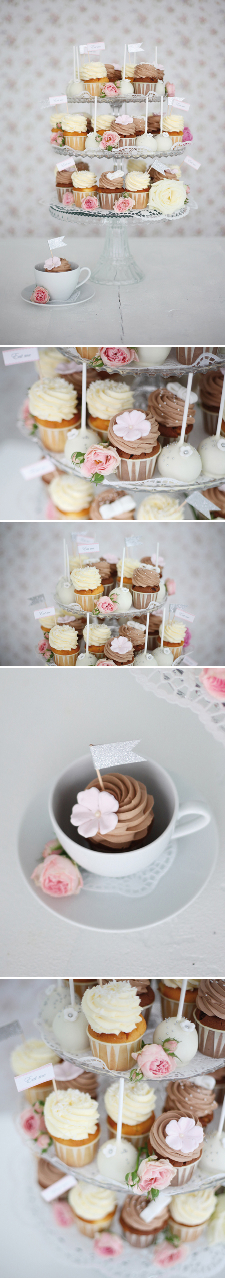Cake Pop Presentation Ideas