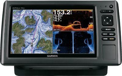Garmin EchoMAP 93sv With Transducer