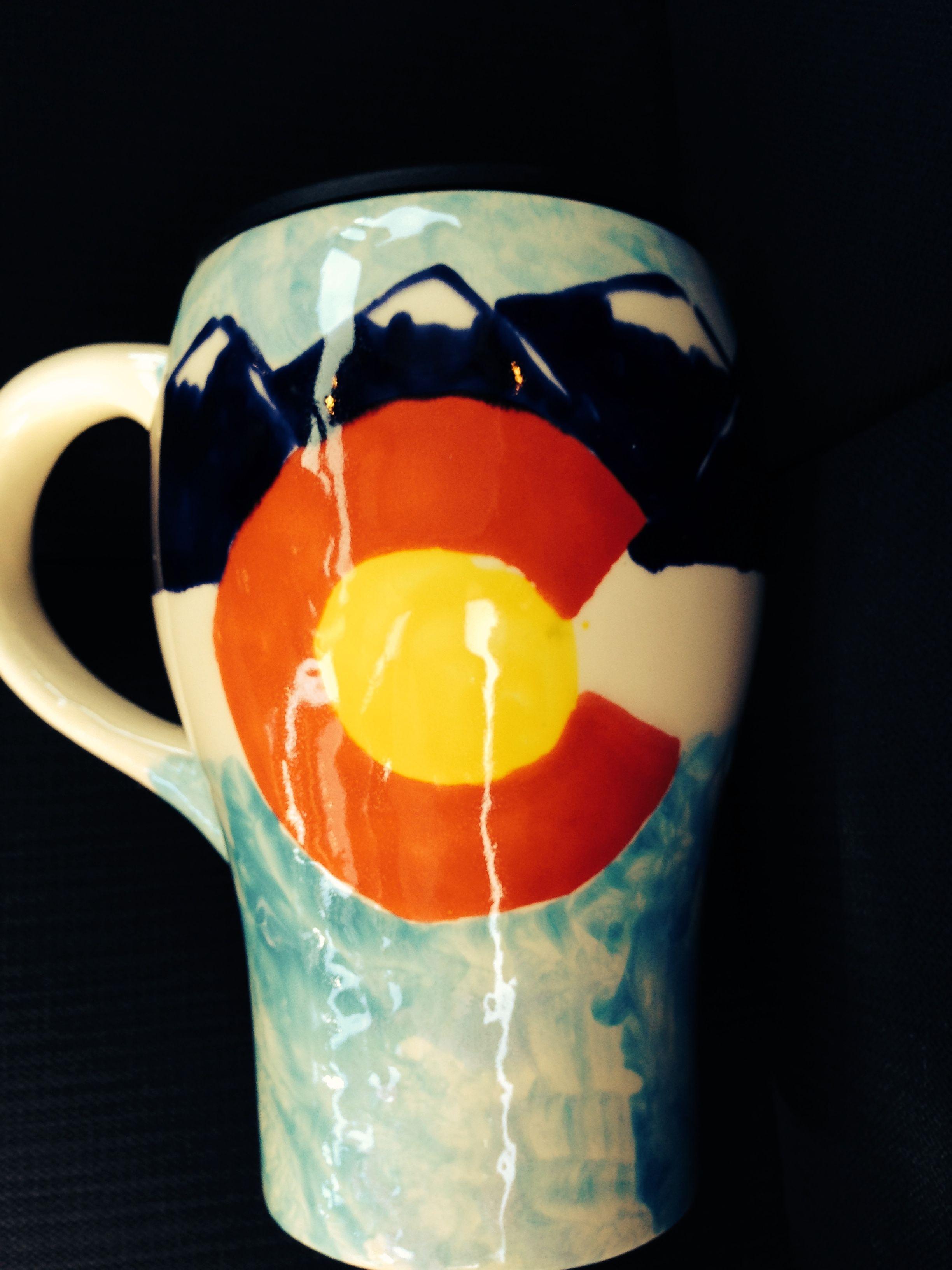 Pueblo Colorado Coffee Mugs   Pueblo Colorado Travel Mugs ...  Colorado Travel Mug
