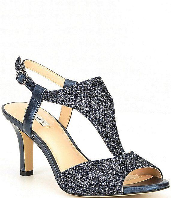 Alex Marie Giaddah Metallic Dress Sandals   Dillard's