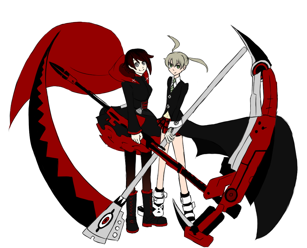 Yep. Now thats what i call awsome Rwby, Anime crossover