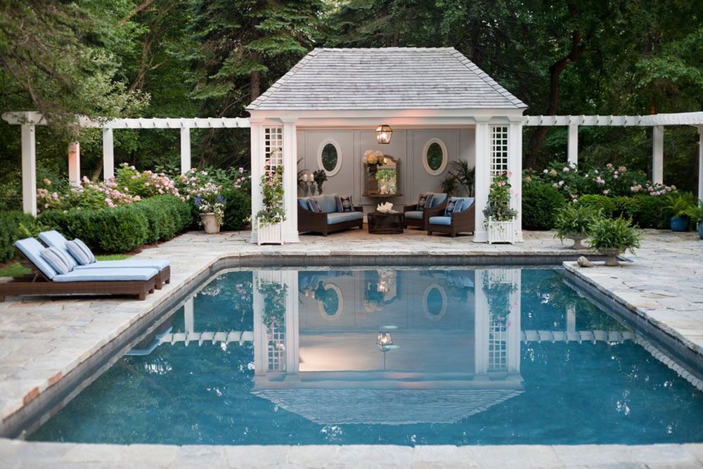 Swimming Pool Leak Detection How To Find A Leak In A Pool Pool House Garden Pool Design Pool