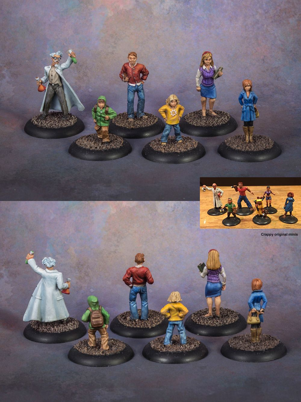 Betrayal at House on the Hill (Upgrades) Stuff By Me