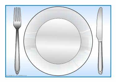 dinner templates