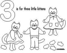100 Day Activities Three Little Kitten Printables Nursery Rhymes Preschool Nursery Rhymes Preschool Songs