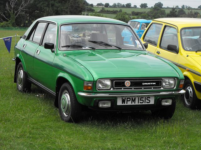 Austin Allegro Wpm 151s Old Classic Cars Family Car Car Collection