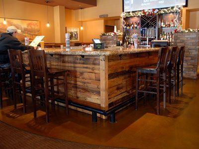 Bar Decor And Restaurant Interior Design Styles Elmwood
