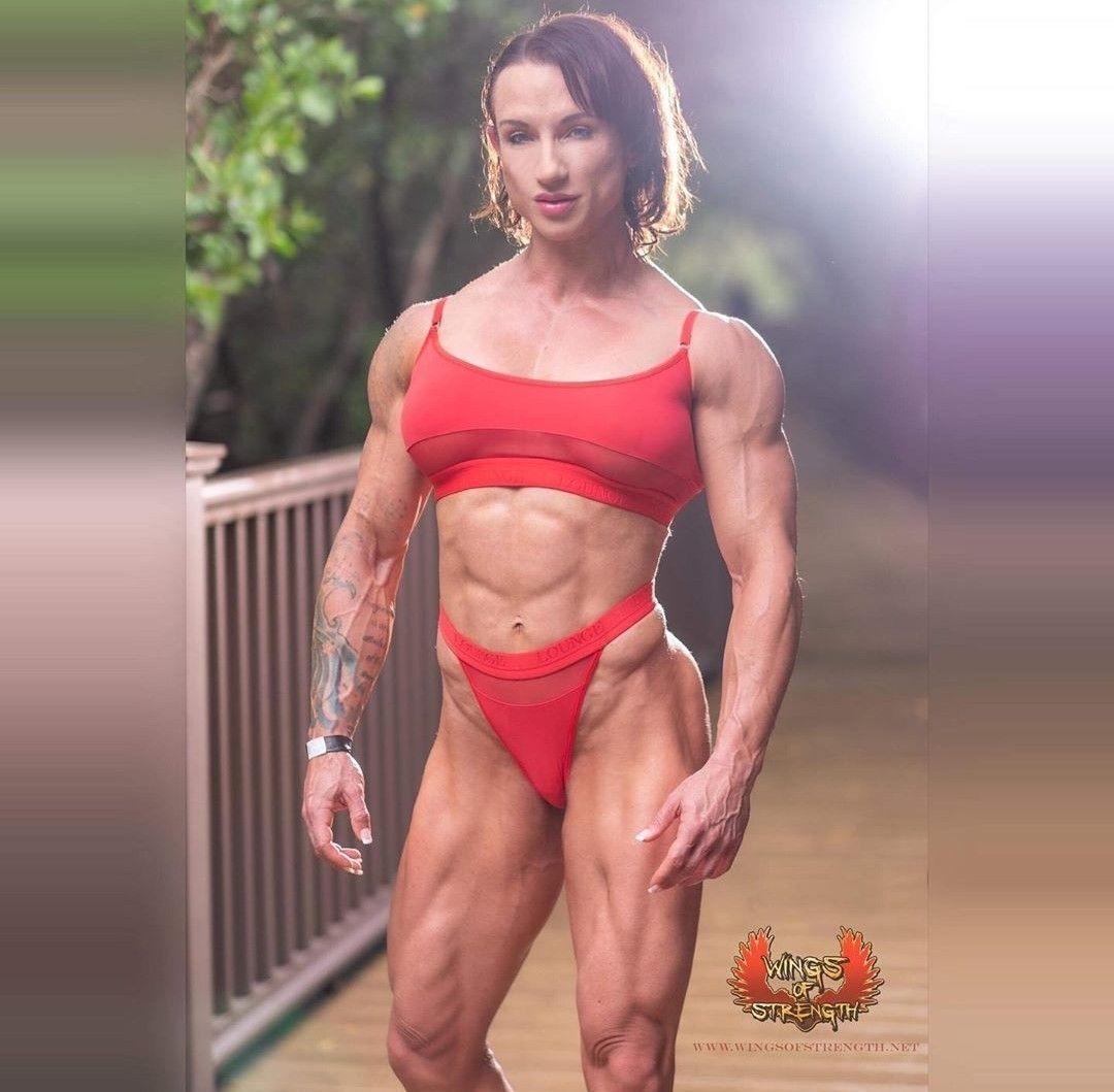 Pin On Muscle Women