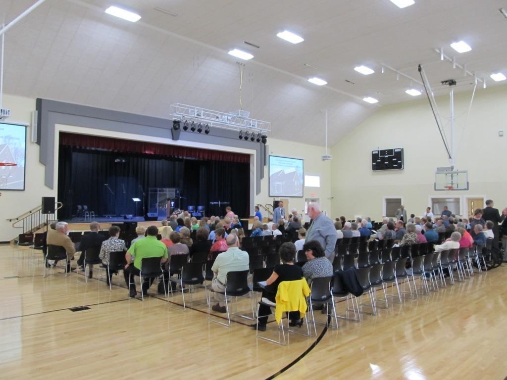 First Baptist Church, Hudson, NC Family Life Center
