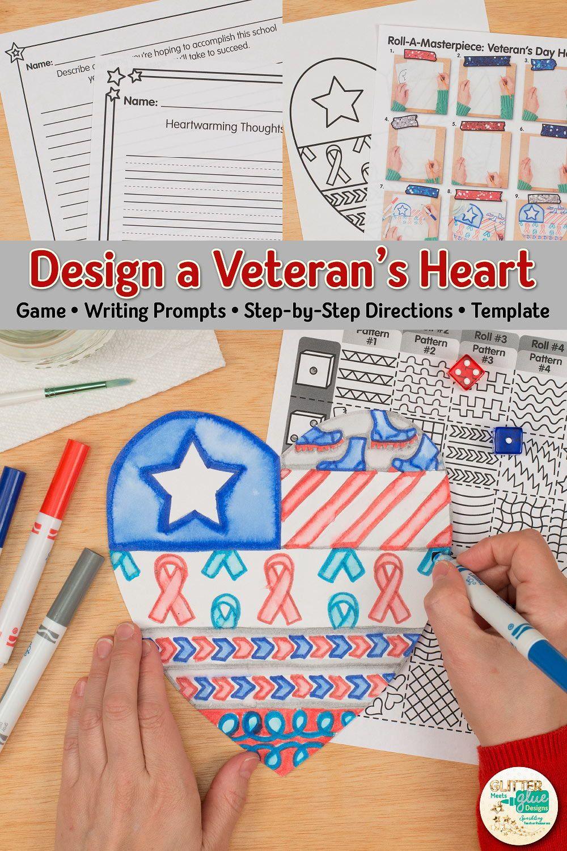 Veterans Day Heart Game
