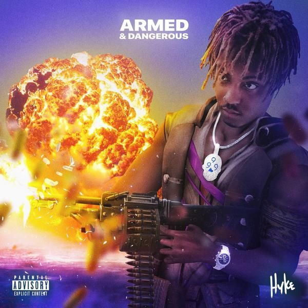 Juice Wrld Armed And Dangerous (Hyke Cover) Juicy