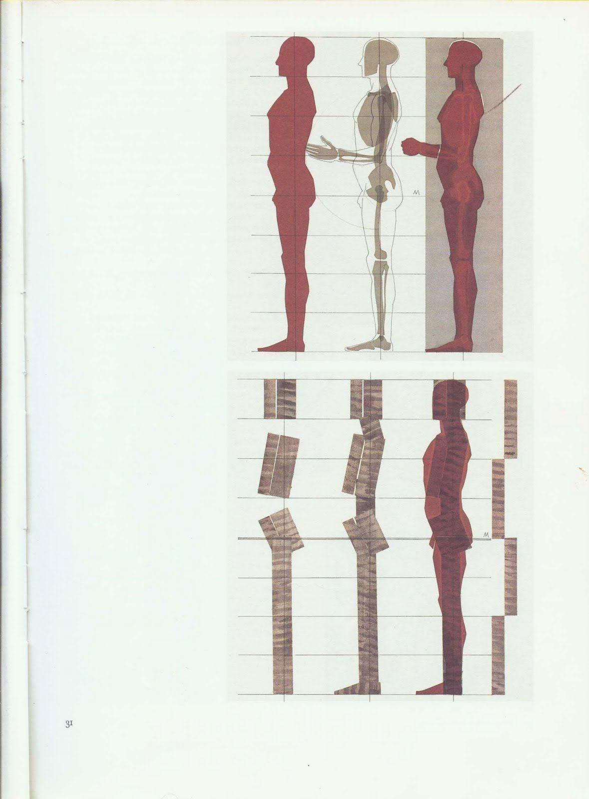 نواف الأرملي: Gottfried Bammes - Wir Zeichnen Den Menschen