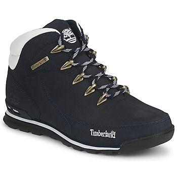 Mid boots Timberland EK EURO ROCK HIKER MARINE in 2020