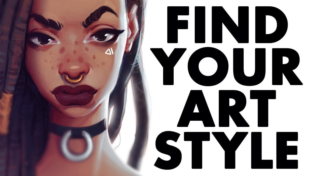How To Find Your Art Style Youtube Fashion Art Finding Yourself Art