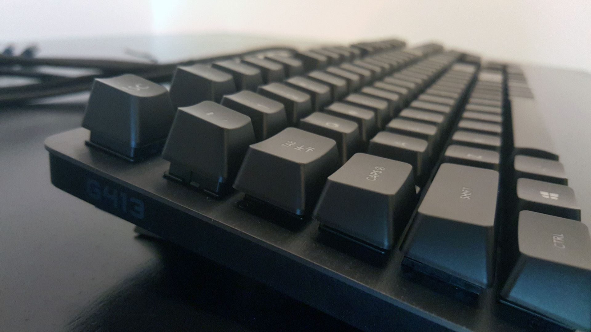 c9a80eb9266 Logitech G413 gaming keyboard review: Mechanical on a budget   Nerd ...