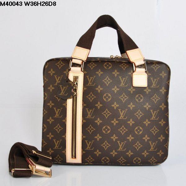 0e4040f239e86 Louis Vuitton Monogram Canvas Sac Bosphore Bag Coffee M40043  219.00 ...