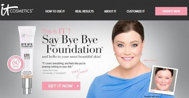 Bye Bye Foundation Review Does It Work Bye Bye Foundation Cosmetics Advertising Bye Bye