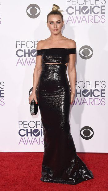 Choice Awards 2016: The Best Dressed Stars #juliannehoughstyle JULIANNE HOUGH #juliannehoughstyle