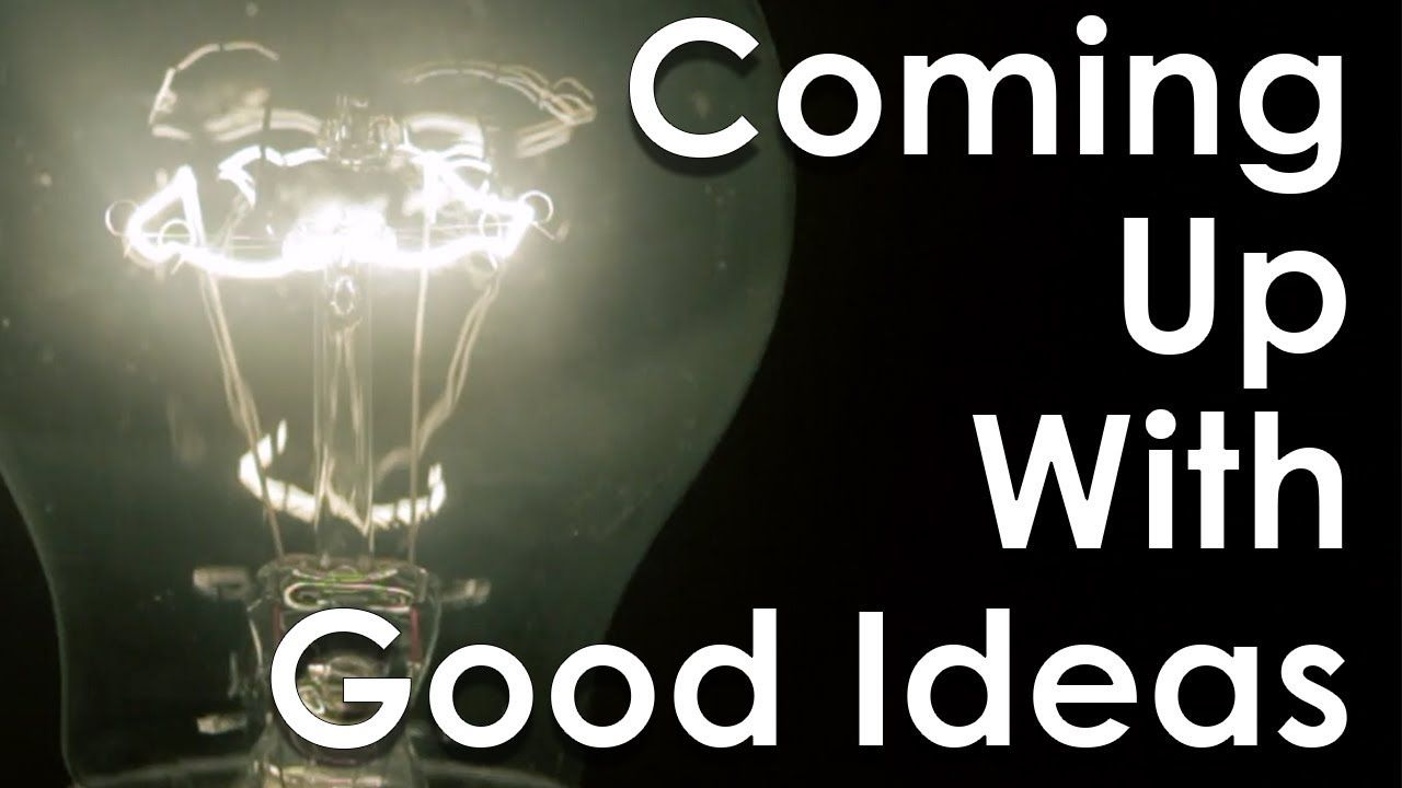 Quotes About Critical Thinking Where Good Ideas Come From  Using The Power Of The Human Mind