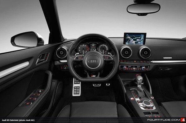 First Details Audi S3 Cabriolet Fourtitude Com Audi Rs7 Sportback Audi Cabriolets
