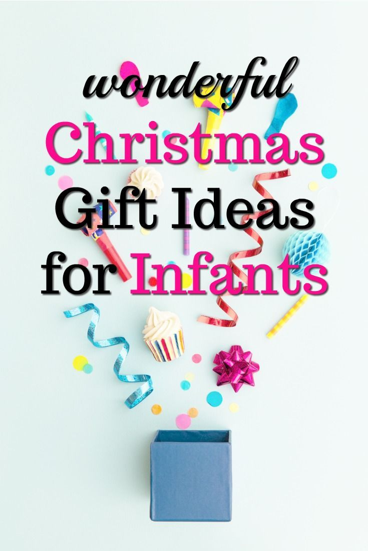 8f19fc855094 Wonderful Christmas Gift Ideas for Infants