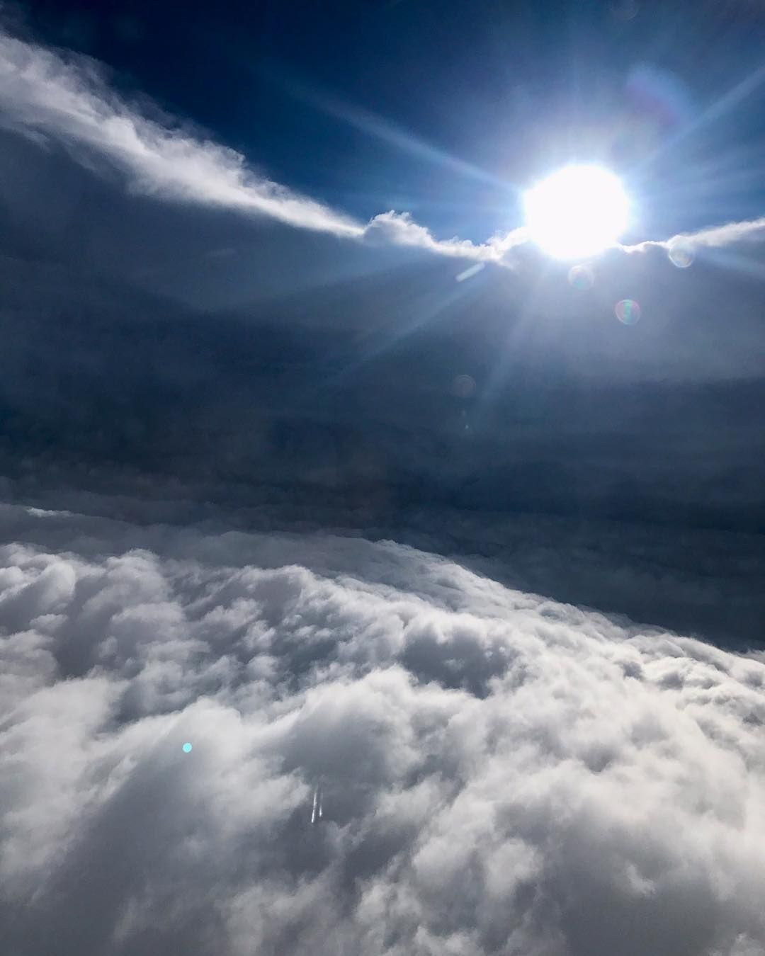 A Pretty Incredible And Surreal View From Inside Hurricane Irma S Eye On Wednesday As Take By Noaa Hurricane Hunt Capture Photo Cool Photos Above The Clouds
