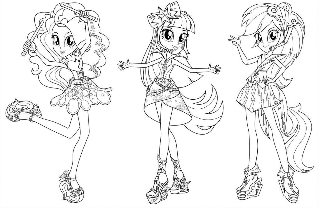 equestria girls coloring pages  best coloring pages for