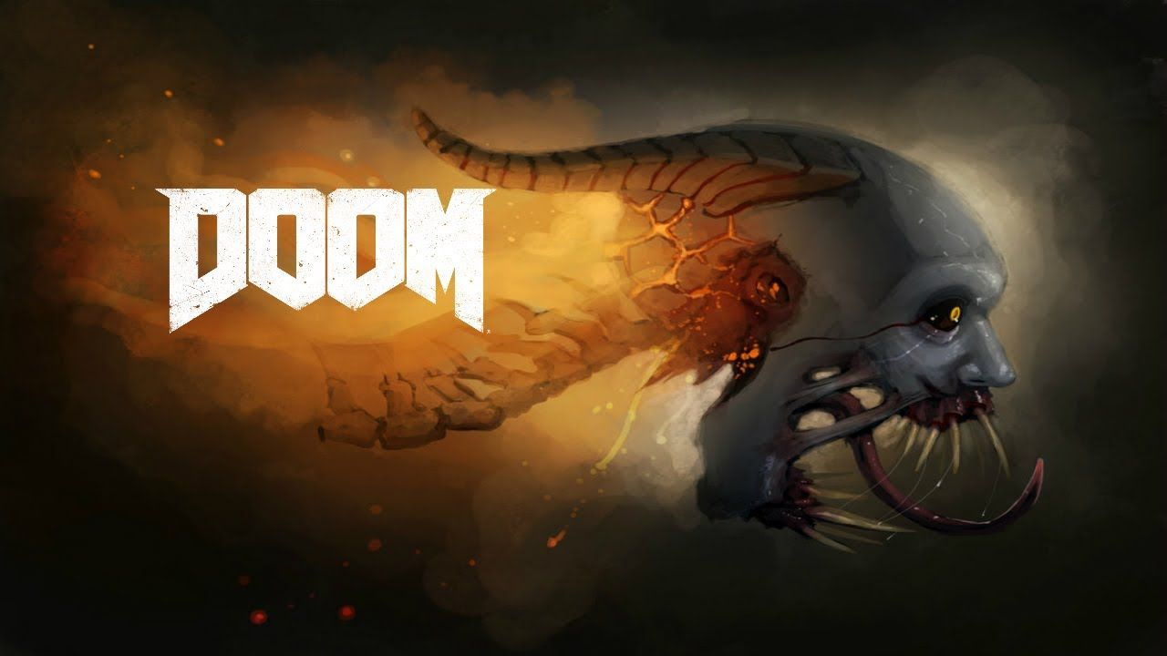 Lost Soul Doom Deviantart: Arcade UAC Ultra Nightmare Gold Medal