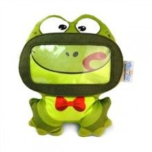 Custodia Infant Wise Pet Mini Frog per Smartphones 4,8 Pollici  € 15,99