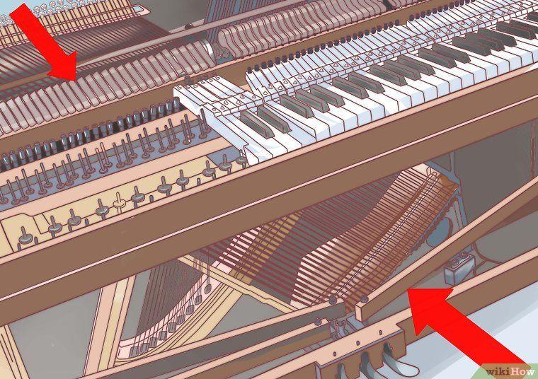 Dismantle a piano piano piano parts upright piano