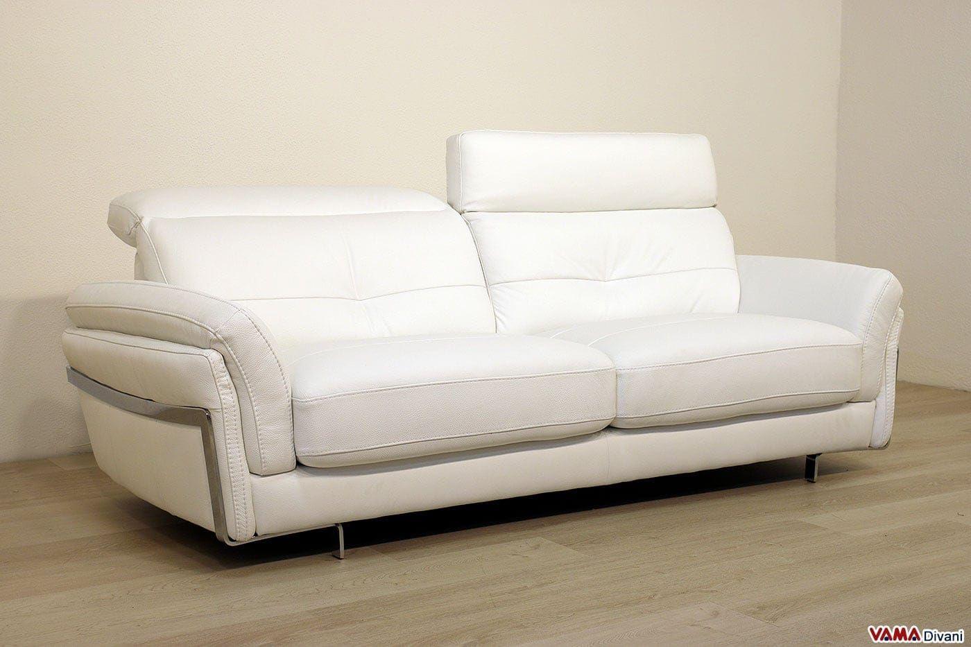 Divano In Pelle Con Recliner.Divano In Pelle Con Recliner Sofa Furniture Couch