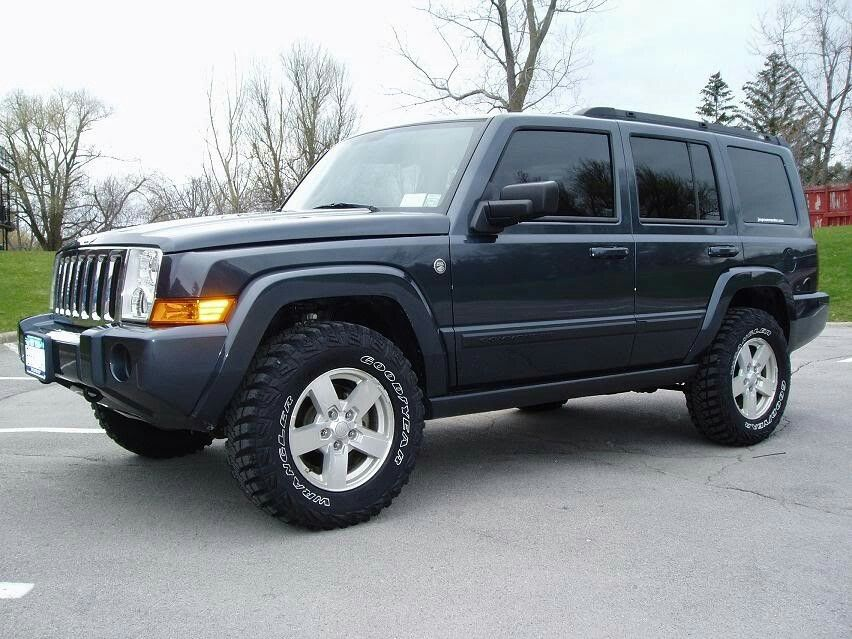 2 Inch Bds  Jeep Commander Lifted Jeep Cars Jeep