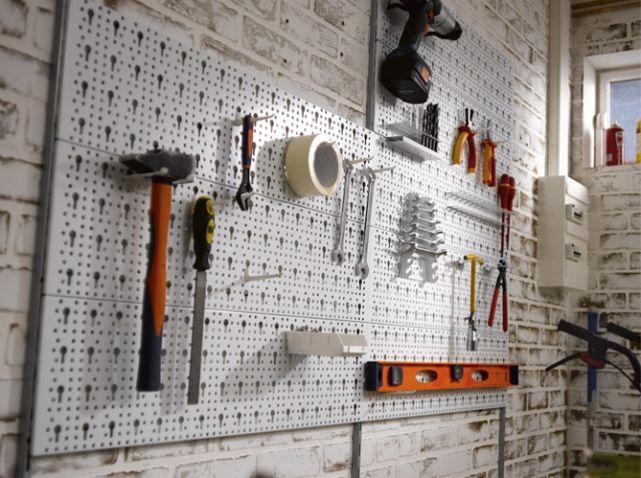 Nos id es de rangements pour le garage rangement for Idee de rangement pour garage