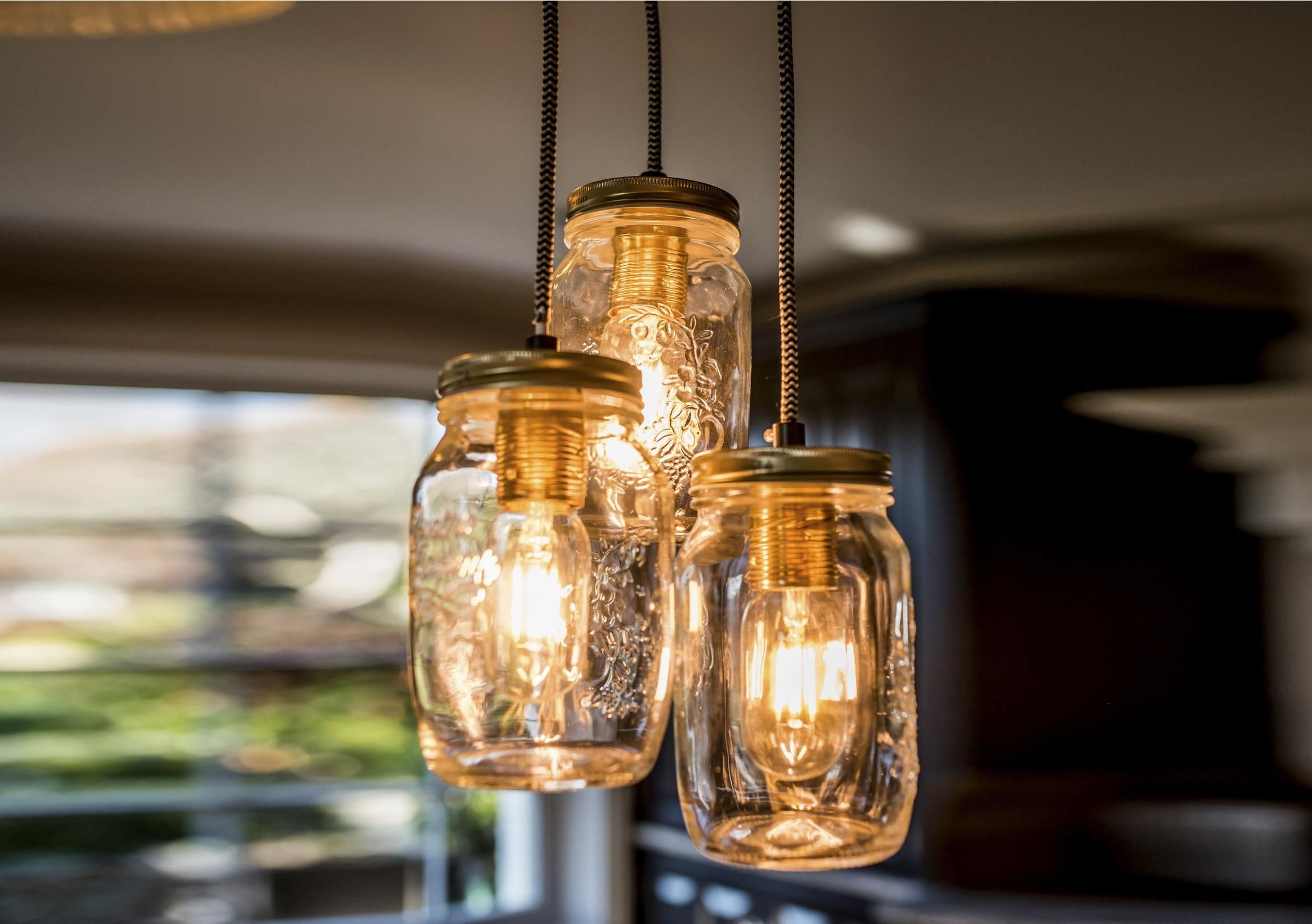 lights mason kit promising fan jar awesome fixtures complete quart interior light chandelier ceiling with home new glamorous lighting