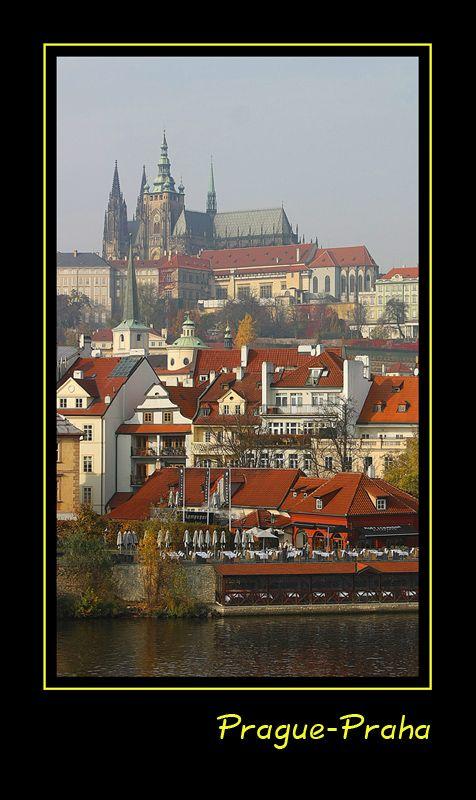 Pohlednice z českého hlavního města - Praha, Praha