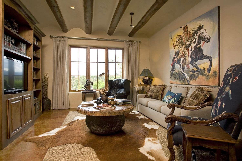 Living Room Native American Home Decor Southwest Decor Living Room Living Room Decor Rustic Southwest Interior Design