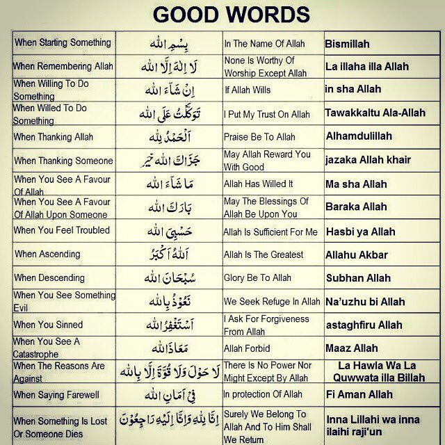 Allahu Akbar! And yet how many of us don'-t pray? How many of us ...
