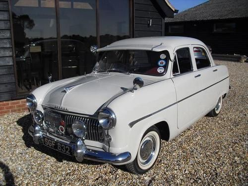1955 Ford Consul Mk I Restored Fabulous Ebay Ford Classic Cars British Cars