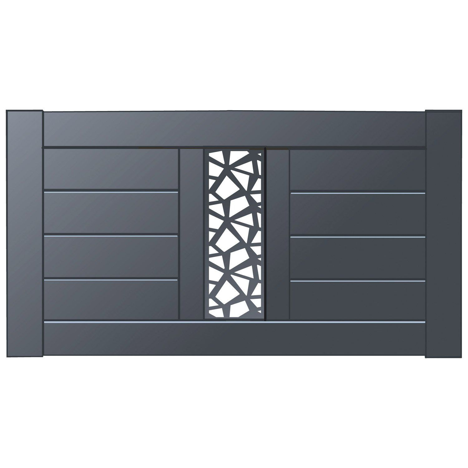 Matiere Principale Aluminium Gate Design Door Gate Design House Gate Design
