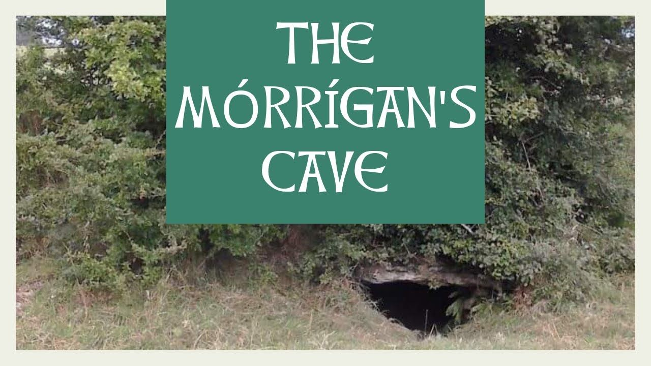 The Mórrígan's Cave Oweynagat, at Rathcroghan/Cruachan
